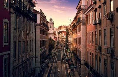 Lisbon City Streets