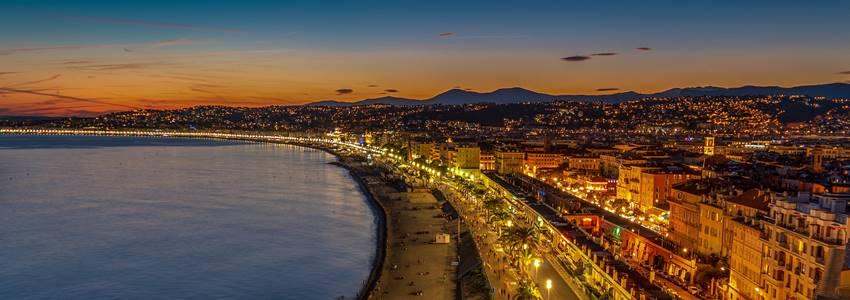 Guida turistica di Nizza - Le migliori attrazioni e raccomandazioni